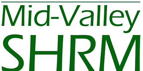 Mid-Valley SHRM October Meeting- Diversity and Gender  Legal Update tickets