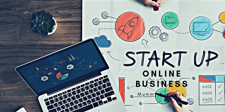 Kick Start Your Online Business at Capital as low as US$50 tickets