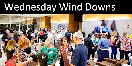 Small Business Month -Wednesday Wind Down Networking Event-21/10/20 tickets