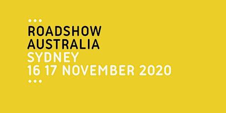 Roadshow Australia - Sydney tickets