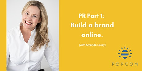 PR Part 1 - Building a brand online tickets