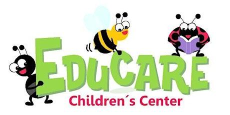 Educare Children's Center's New Program Offered for Children Ages 5-6. tickets