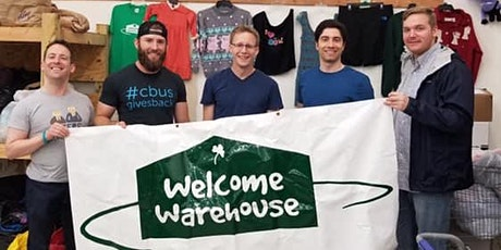 Volunteer at the Welcome Warehouse - 9/30/2020 tickets