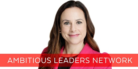 Ambitious Leaders Network Perth – 8 October 2020 Janine Collier tickets