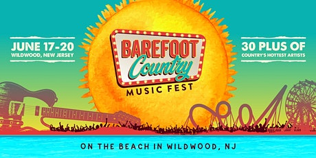 2021 Barefoot Country Music Fest tickets