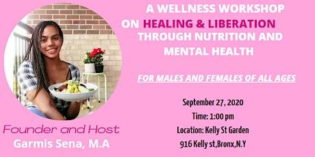 Inner-City Girls Thrive  Healing  & Liberation Workshop 2020 tickets