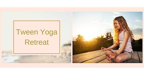 Tween Yoga Retreat (8-12) tickets