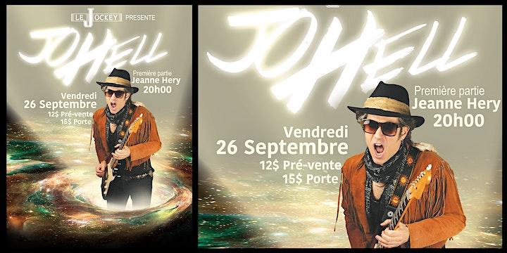 FINALEMENT !!! Le show du Jo Hell Band image
