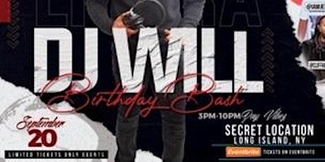 DJWILL BIRTHDAY BASH VIRGO/LIBRA AFFAIR tickets