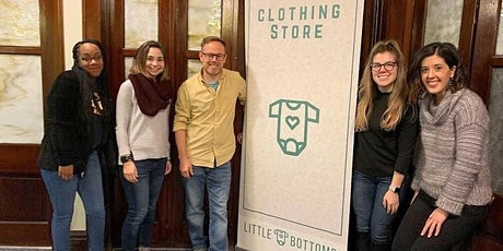 Volunteer for Little Bottoms Free Store - 10/8/2020 tickets