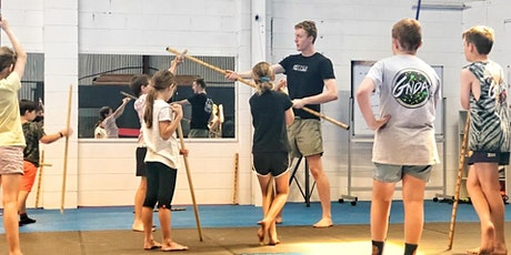 Martial Art School Holiday Camp tickets