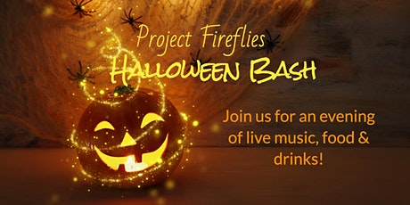 Project Fireflies Halloween Bash Kick-off Fundraiser tickets
