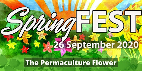 SpringFEST: The Permaculture Flower with Lizzy Smith tickets