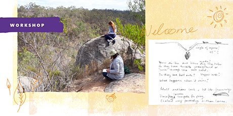 Nature Journaling. Presented by City of Mitcham. tickets