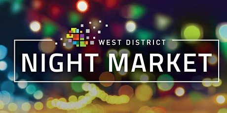West District Night Market (South West Calgary) tickets