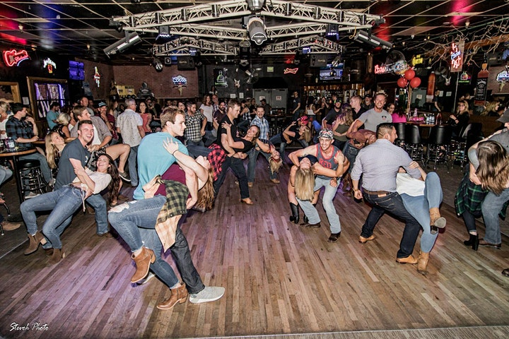 Evenings With Ophelia - Learn To Line Dance! image