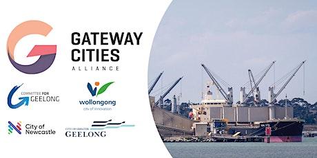 Gateway Cities Webinar Series tickets
