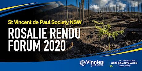 Rosalie Rendu  2020 tickets