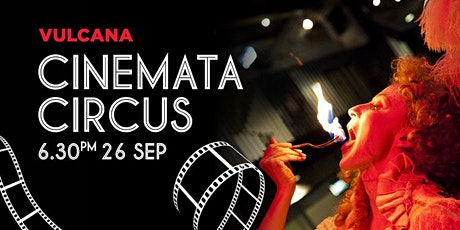 Cinemata Circus - Movie night fundraiser tickets