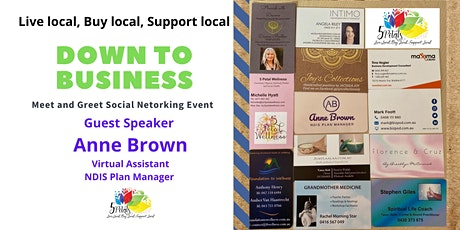 5 Petals Meet and Greet Social Networking for Small Local Businesses tickets