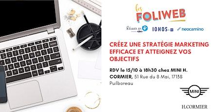 [La Rochelle] Une stratégie marketing efficace pour atteindre vos objectifs billets