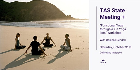 "TAS State Meeting + ""Functional Yoga through a Yin Yoga lens"" Workshop tickets"