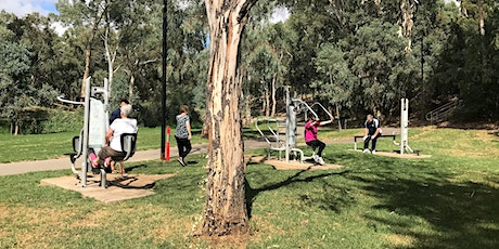 Park Fit at Willow Bend Reserve tickets