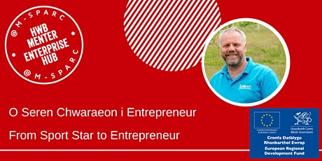 Mark Williams - O sêr chwaraeon i busnes... from sport stars to business... tickets