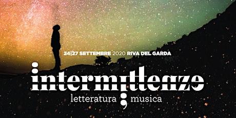 Intermittenze | IL CONTROCANTO DELLA MUSICA NEI LIBRI DI MURAKAMI biglietti