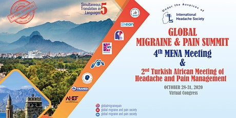 Global Migraine and Pain Summit tickets