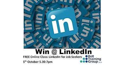 Win @ LinkedIn tickets