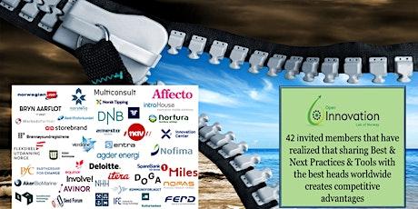 Open Innovation Lab of Norway Medlemstreff tickets