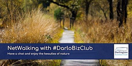 NetWalking with #DarloBizClub tickets