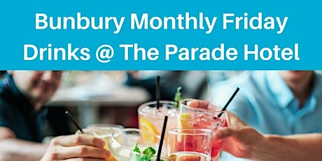 Friday Drinks for Small Business tickets