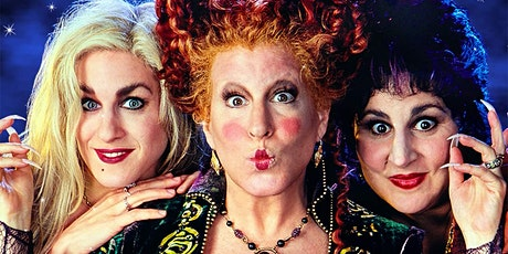 Hocus Pocus (PG) - Drive-In Cinema at Margam Country Park tickets