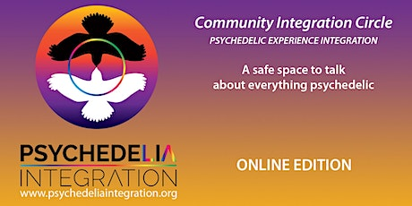 PsychedeLiA Online Integration Circle with Sel Sarkin tickets
