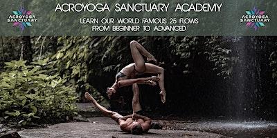 Acroyoga Sanctuary Academy