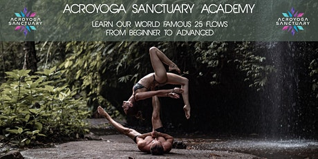 Acroyoga Sanctuary Academy tickets