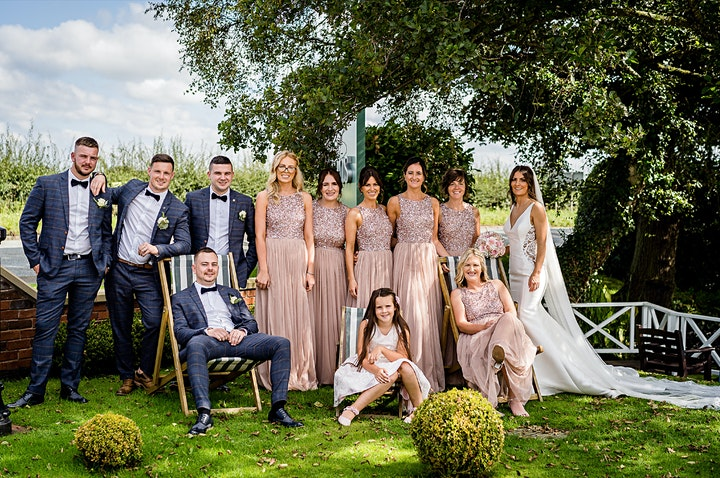 Luxury Cheshire Wedding Fayre at Cottons Hotel & Spa, Knutsford image