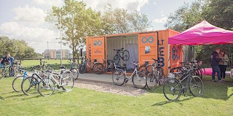 Cobalt Bike Hub FREE MOT tickets
