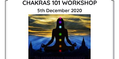05-12-20 Chakras 101 tickets
