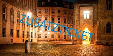 #DuBistKunst - Tour - Zusatzticket Tickets