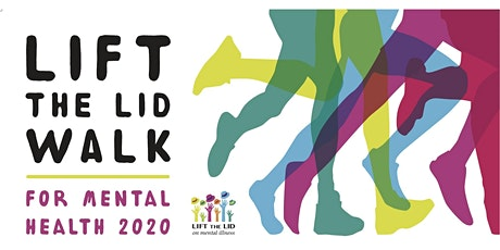 LIFT THE LID WALK for Mental Health - Kippa Ring-North Lakes & Pine Rivers tickets