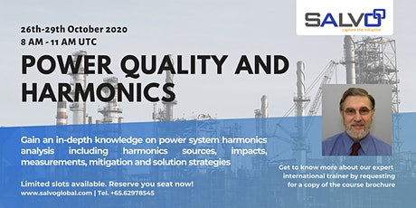 Power Quality and Harmonics tickets