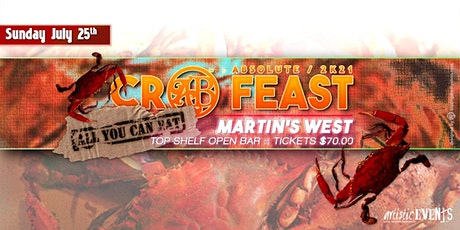Absolute Crab Feast 2K21 tickets