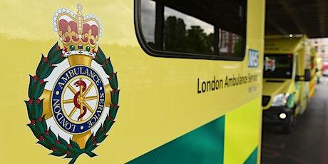 London Ambulance Service Annual Public Meeting 2020 tickets