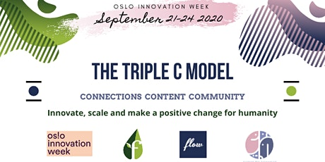 The Triple C Model:  Connections, Content, and Community. (OIW 2020) tickets