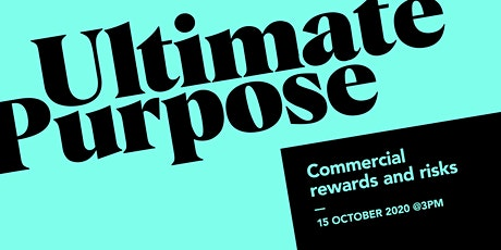 The GOOD Purpose Event #1: Commercial rewards and risks tickets