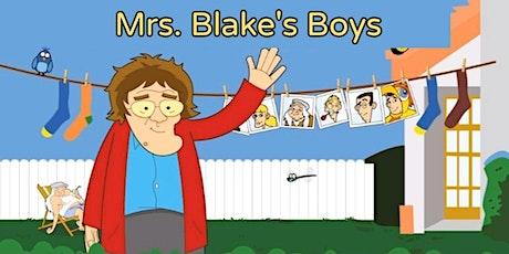 Mrs Blake Boy's tickets