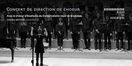 Concert de direction de choeur tickets